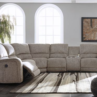 Modern Furniture & Mattresses Recliner Sofa