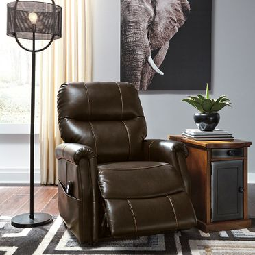 Modern Furniture & Mattresses Brown Recliner